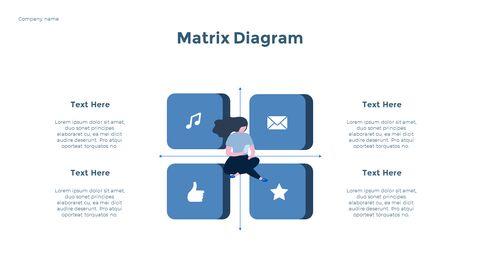 Social Network Communication Modern PPT Templates_25
