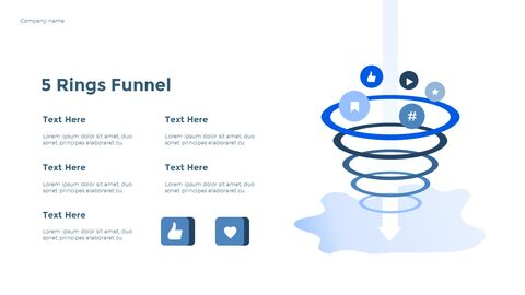 Social Network Communication Modern PPT Templates_33