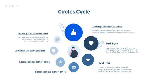 Social Network Communication Modern PPT Templates_34