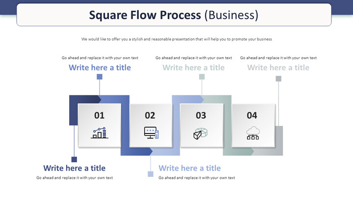 Square Flow Process Diagram (Business)_01