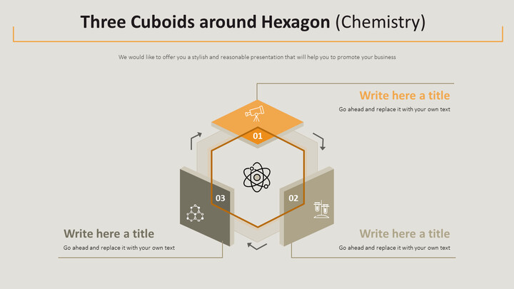 Three Cuboids around Hexagon Diagram (Chemistry)_02