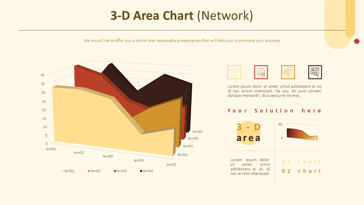 3-D Area Chart (Network)_01