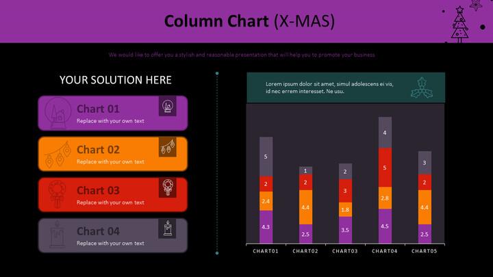 Column Chart (X-MAS)_02