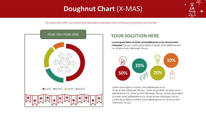 Doughnut Chart (X-MAS)_01