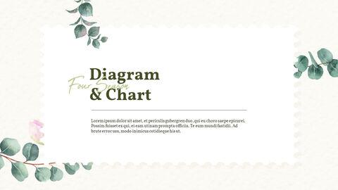 사계절 수채화 디자인 베스트 프레젠테이션 디자인_23