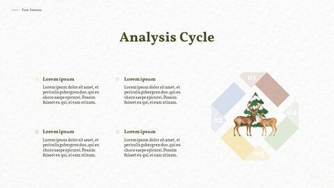 사계절 수채화 디자인 베스트 프레젠테이션 디자인_31