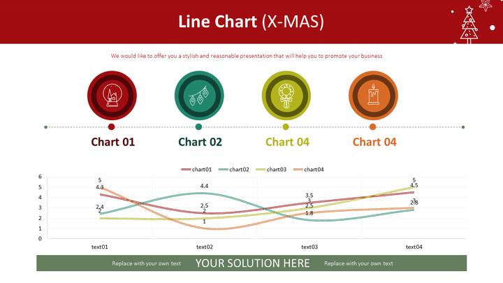 꺾은 선형 차트 (X-MAS)_01