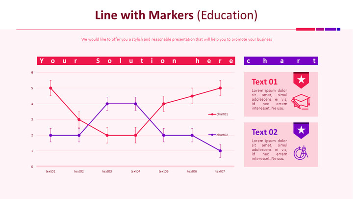 Line with Markers (Education)_01