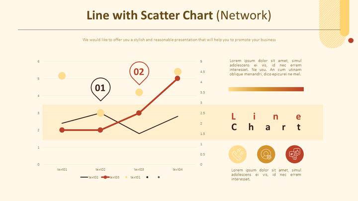 분산 형 차트가있는 선 (네트워크)_01