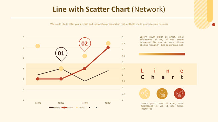 Line with Scatter Chart (Network)_01