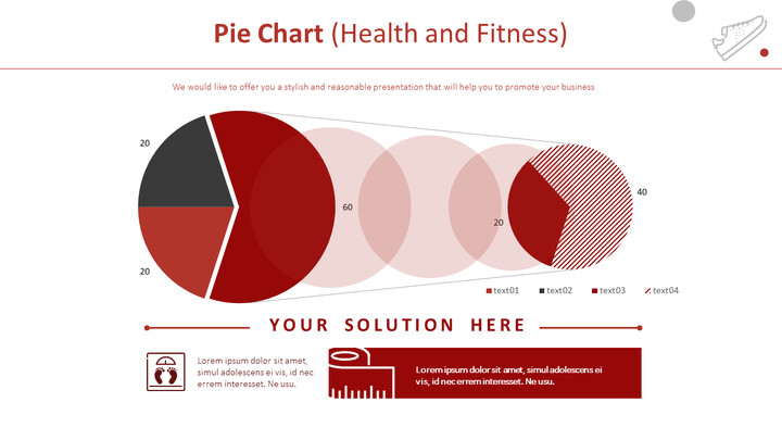 Pie Chart (Health and Fitness)_01