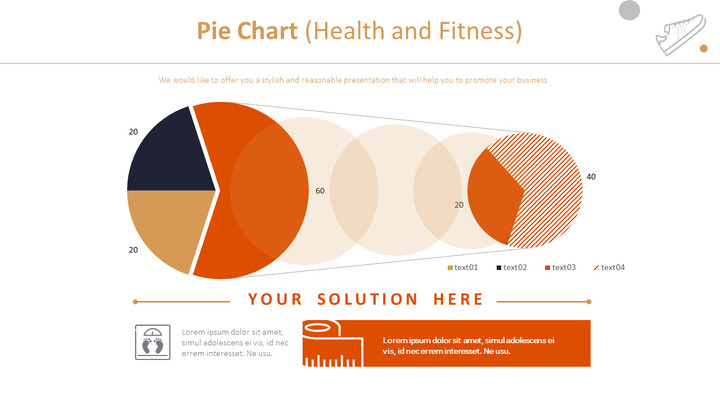 Pie Chart (Health and Fitness)_02