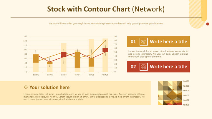Stock with Contour Chart (Network)_01