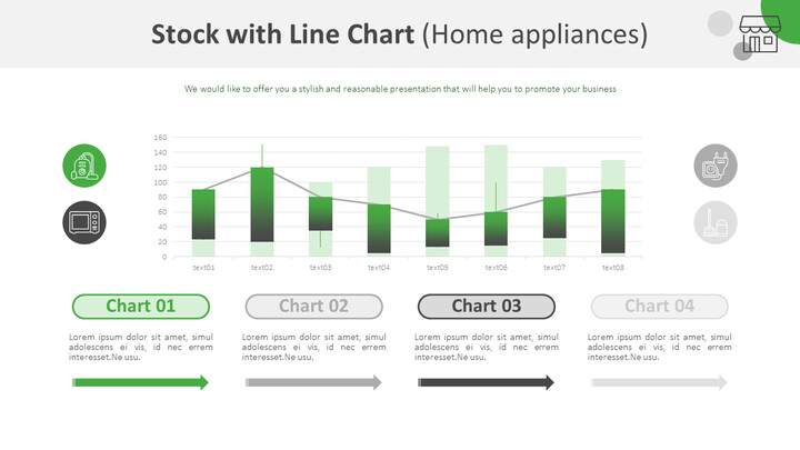 Stock with Line Chart (Home appliances)_01