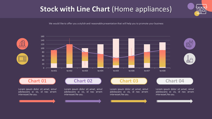 Stock with Line Chart (Home appliances)_02