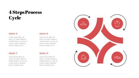 최신 스트리트 스타일 패션 심플한 파워포인트 템플릿 디자인_31
