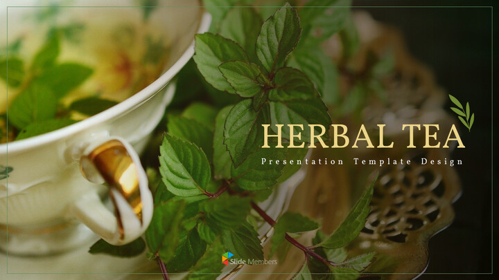 Herbal Tea Best PPT_01