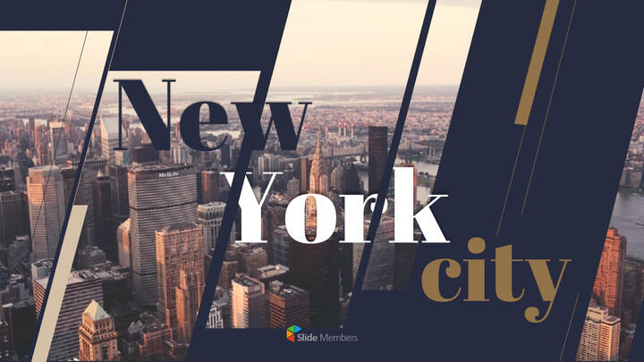 New York City PowerPoint Templates for Presentation_01