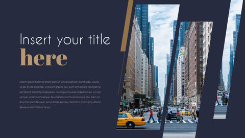 New York City PowerPoint Templates for Presentation_03