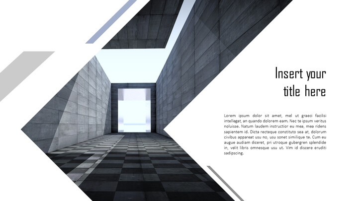 Architecture Business Theme PPT Templates_02