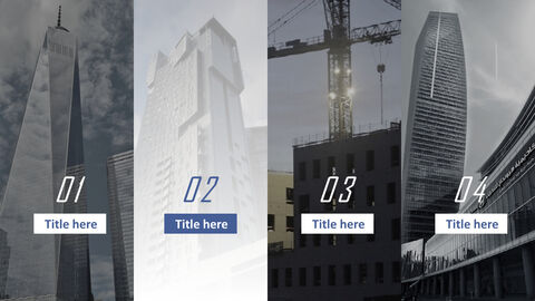 Architecture Business Theme PPT Templates_03