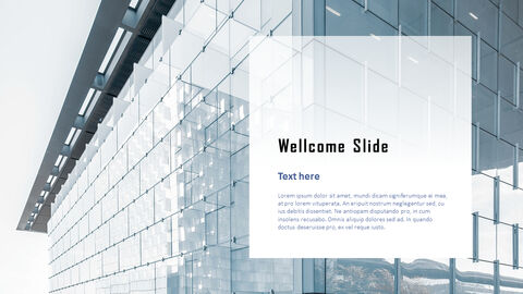 Architecture Business Theme PPT Templates_04