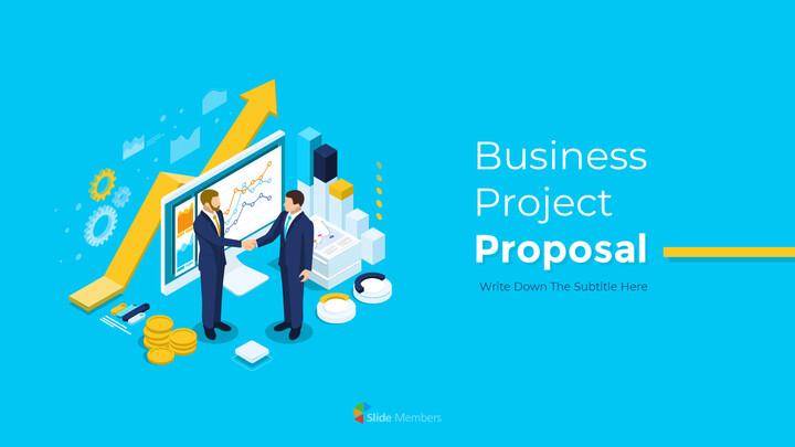 사업 프로젝트 제안 심플한 템플릿 디자인_01