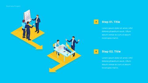 사업 프로젝트 제안 심플한 템플릿 디자인_10