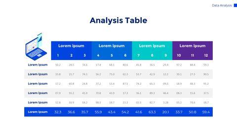 데이터 분석 베스트 PPT 템플릿_37