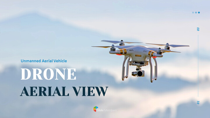 Drone Aerial View PowerPoint Presentations_01