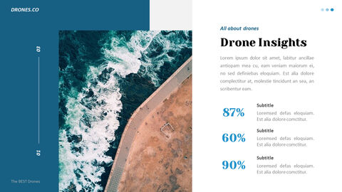 Drone Aerial View PowerPoint Presentations_04