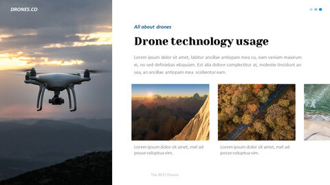 Drone Aerial View PowerPoint Presentations_05