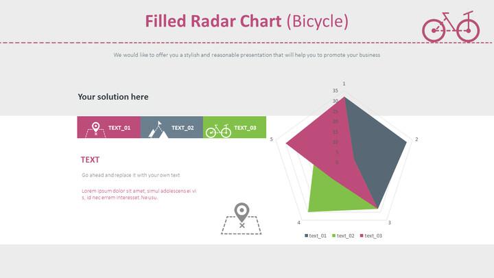 Filled Radar Chart (Bicycle)_02
