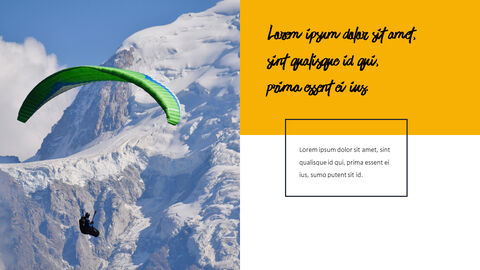 Paragliding PowerPoint Presentation Examples_03