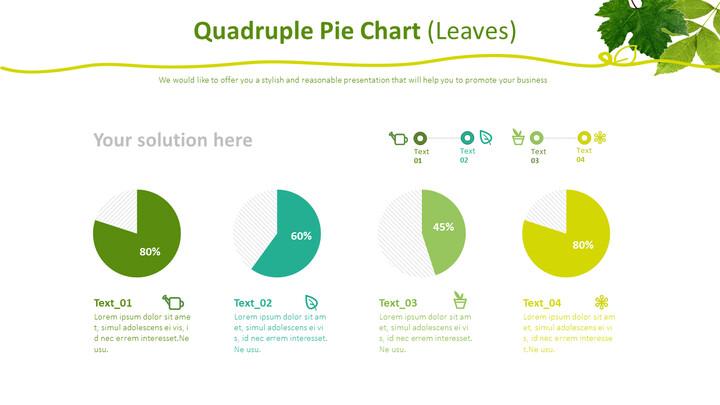 Quadruple Pie Chart (Leaves)_01