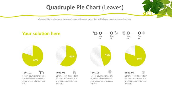 Quadruple Pie Chart (Leaves)_02