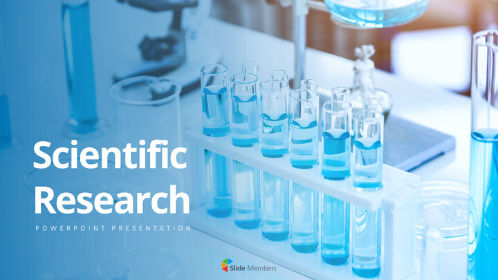 Scientific Research Professional PPT_01