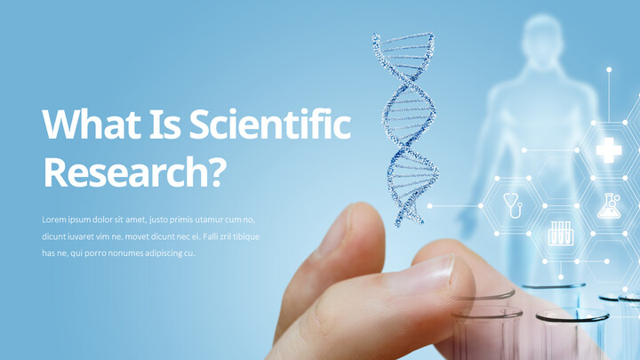 Scientific Research Professional PPT_02