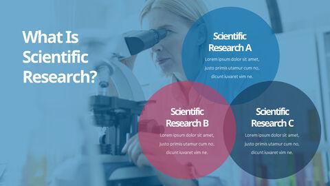 과학적 연구 프로페셔녈한 PPT_23