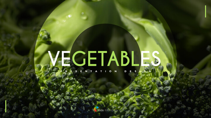 Vegetables Powerpoint Presentation_01