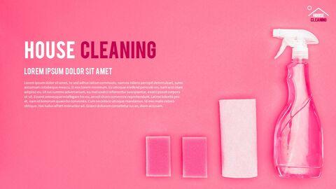 집 청소 심플한 템플릿_03