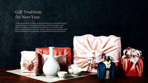 한국의 설날 선물 파워포인트 디자인 아이디어_04