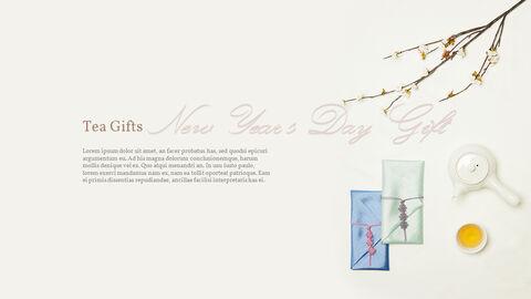 한국의 설날 선물 파워포인트 디자인 아이디어_07