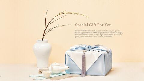 한국의 설날 선물 파워포인트 디자인 아이디어_20