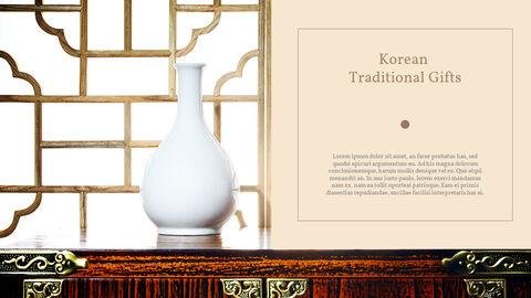 한국의 설날 선물 파워포인트 디자인 아이디어_21
