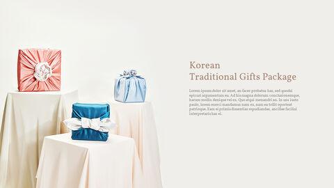 한국의 설날 선물 파워포인트 디자인 아이디어_28