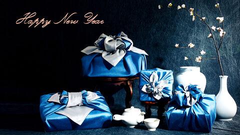 한국의 설날 선물 파워포인트 디자인 아이디어_40