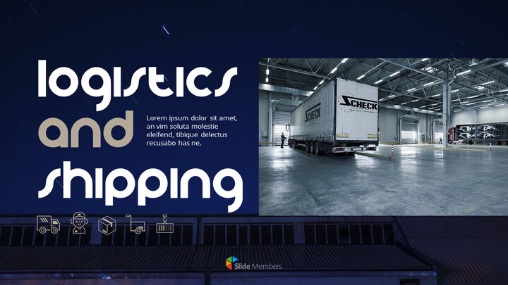Logistics and Shipping Presentation PowerPoint_01