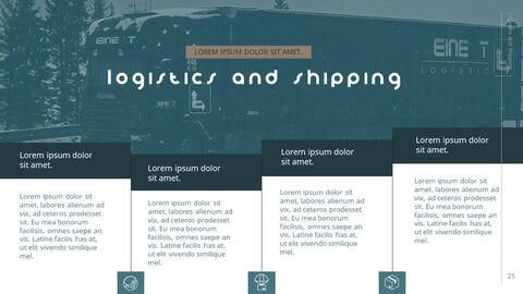 Logistics and Shipping Presentation PowerPoint_25