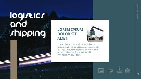 Logistics and Shipping Presentation PowerPoint_26